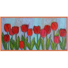 """""""Lalele""""- tablou cu flori"""