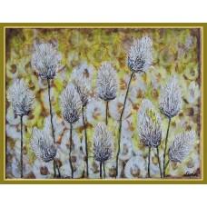 Blande adieri - tablou cu flori