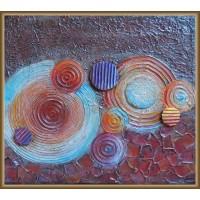 Tablou abstract - Conexiuni