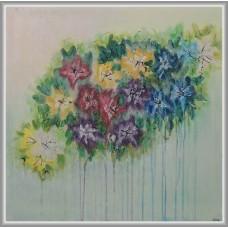 Flori care plang