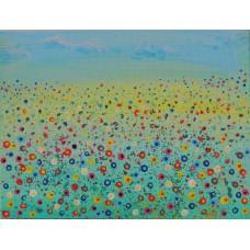 Floricele pe campii.... Peisaje