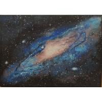Galaxie Disc. Astrale