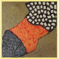 Imperfectiuni...21-0932 - Tablou unicat, pictat manual in original pe panza - Abstracte