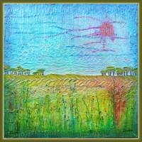 Liziera - tablou peisaj