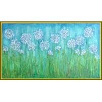 Tablou cu flori - Papadii