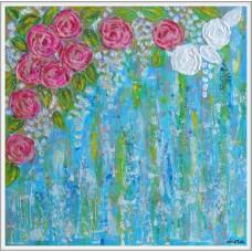 Perfectibil…- Tablou cu flori