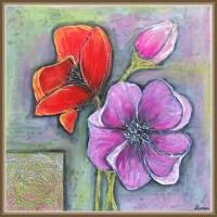 Tablou cu flori - Prospetime