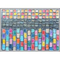 Tablou abstract - Sertarul cu amintiri