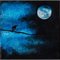 Singuratate sub clar de luna 2. Peisaje