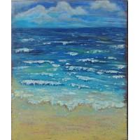 Valurile marii. Peisaje